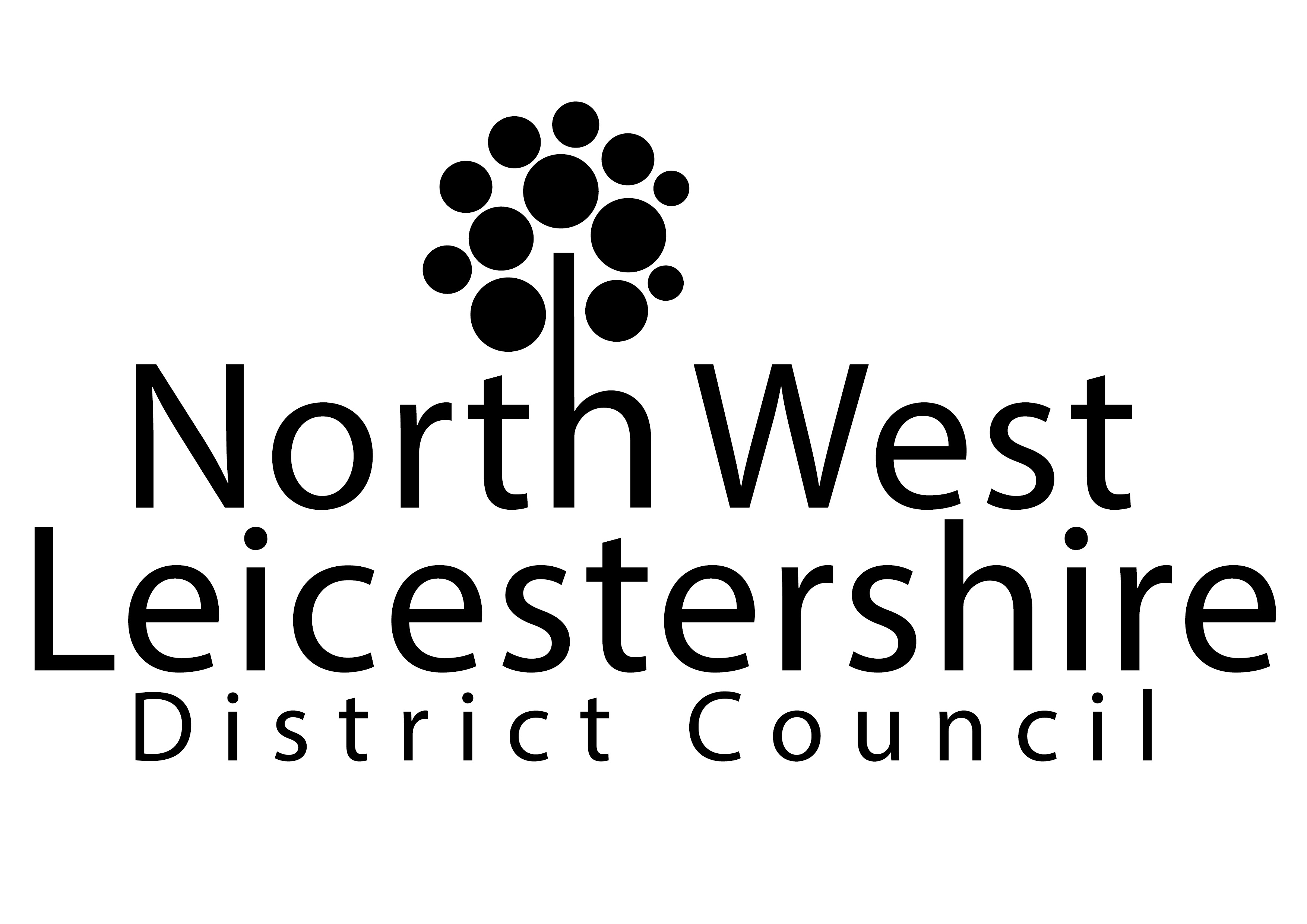 NW Leicestershire District Council Logo